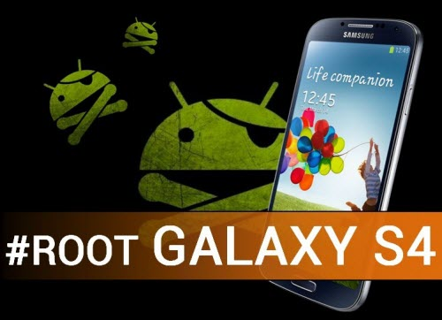 Root Samsung Galaxy S4 And Install CWM Recovery