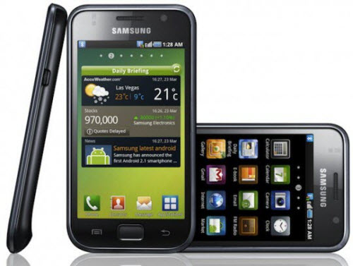 Root Samsung Galaxy S GT I9000
