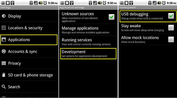 Root-HTC-Desire-S-USB-Debugging