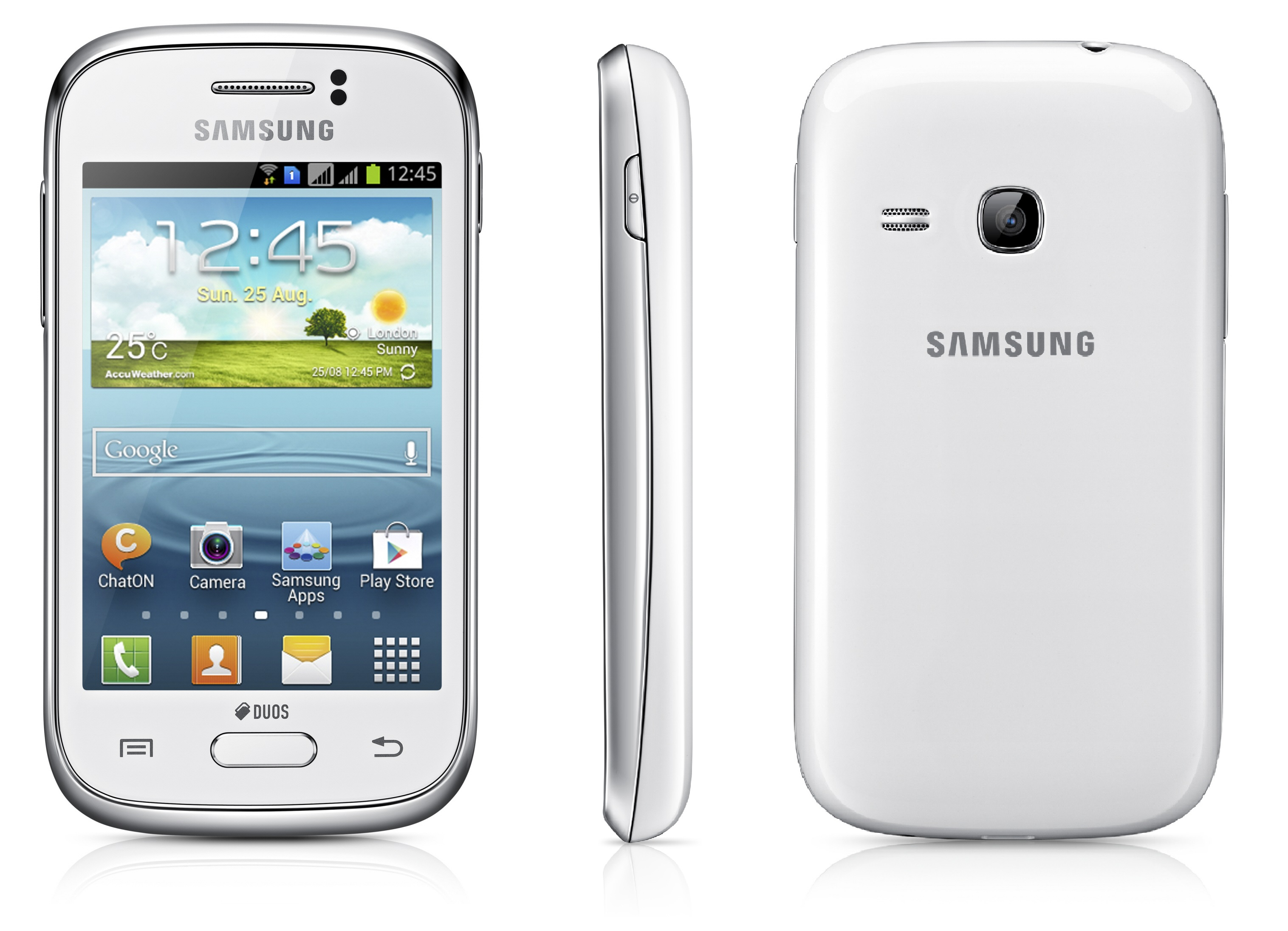 Samsung Galaxy Young - GT S6310
