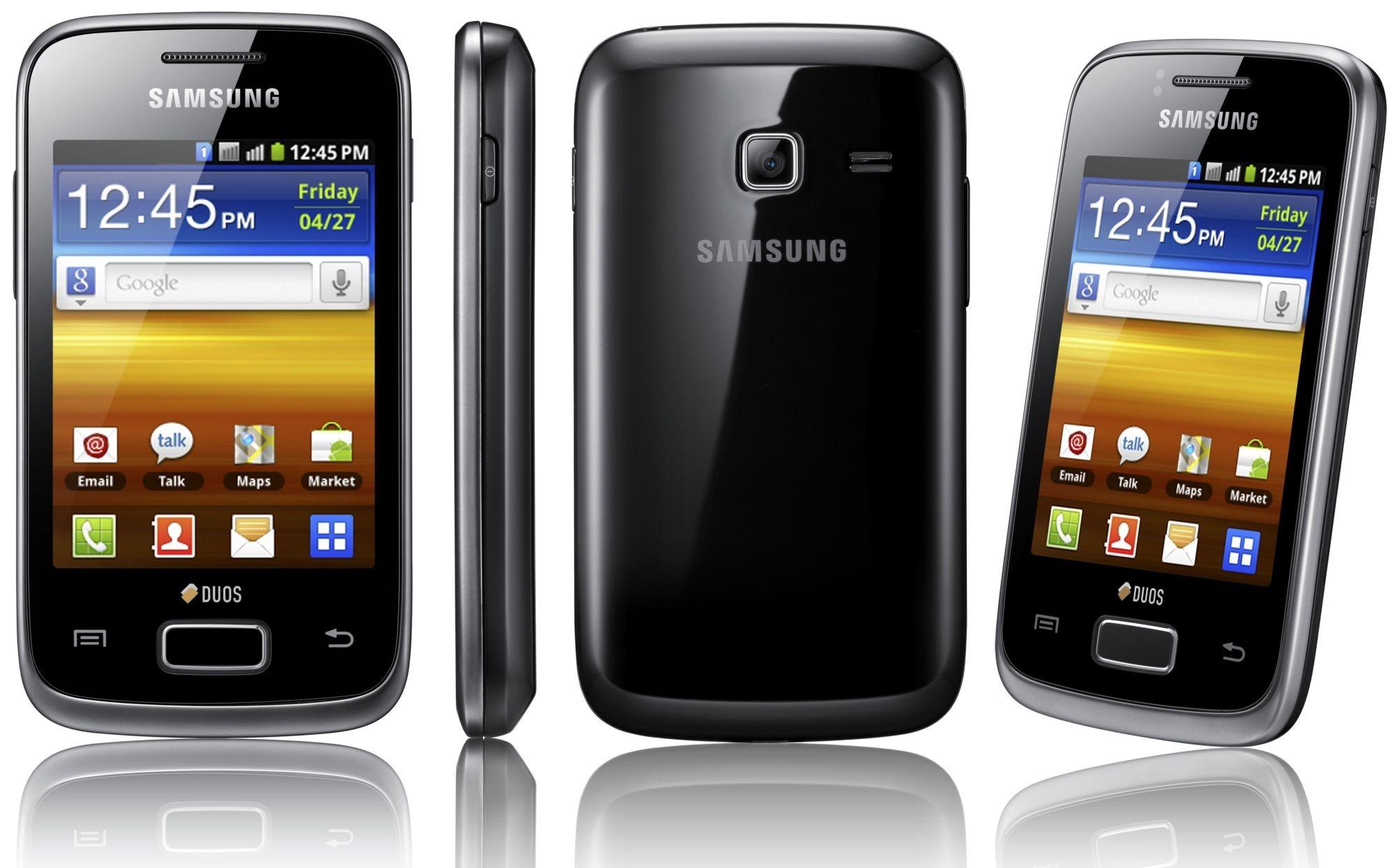 Root Or Unroot Samsung Galaxy Y Duos
