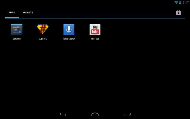 Root Nexus 7-11