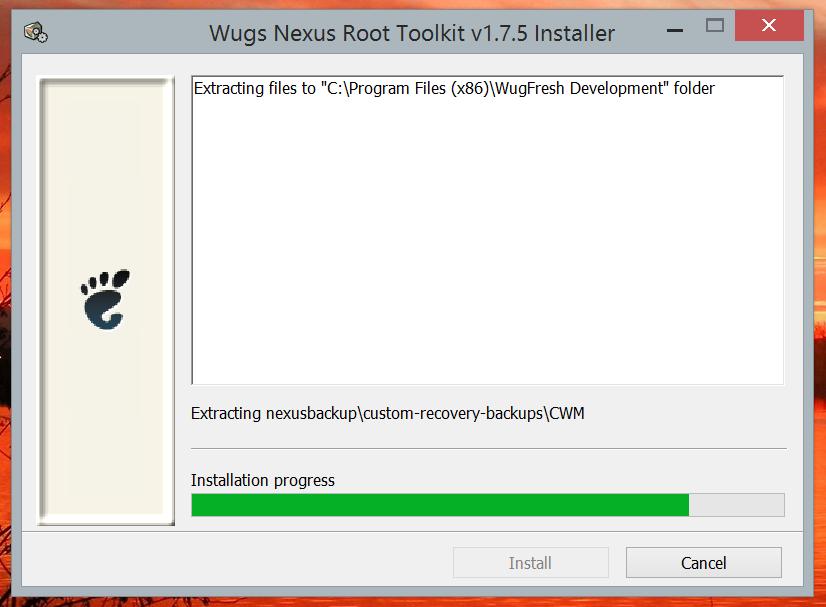 Root Nexus 7-2