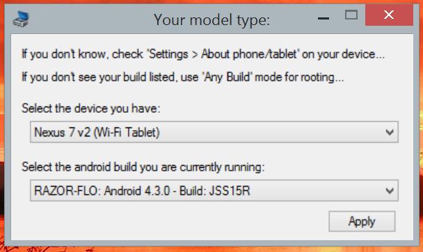 Root Nexus 7-3