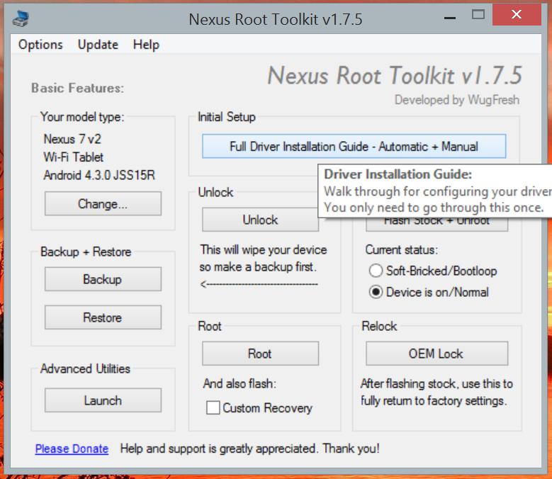 Root Nexus 7-6