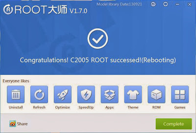 Rooted phone