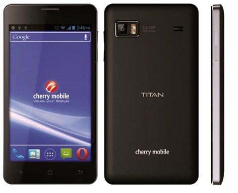 Root Cherry Mobile Titan