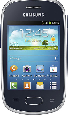 Root Samsung Galaxy Star