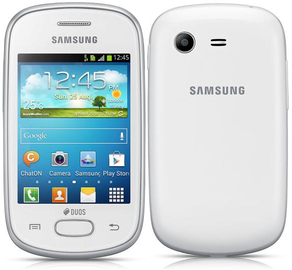 Root Samsung Galaxy Star Duos