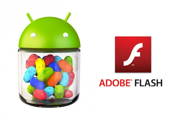 Install Adobe Flash Player on Android 4.1 Jelly Bean