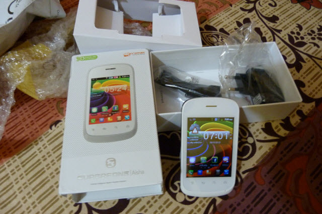 Root Micromax A52