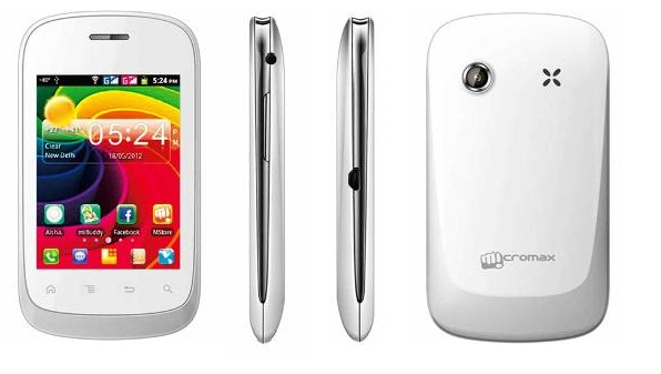 Install Android 4.0 ICS Based ROM On Micromax A45