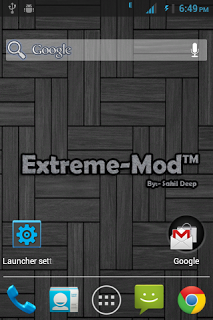 Micromax A45 Xtreme Mod Firmware
