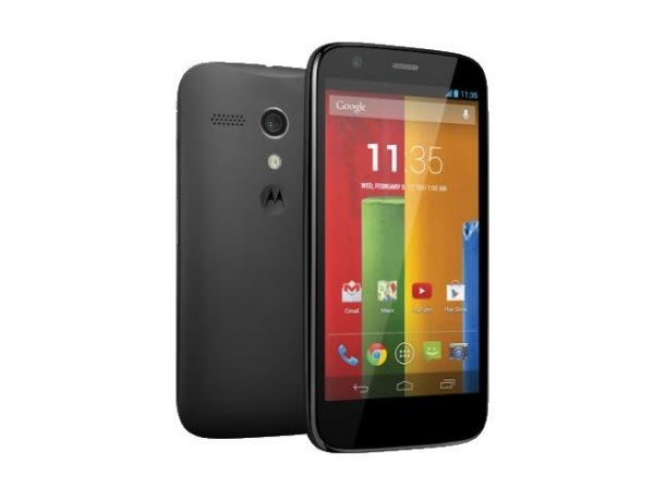 Best Smartphones Under 20000 In India - Motorola Moto G
