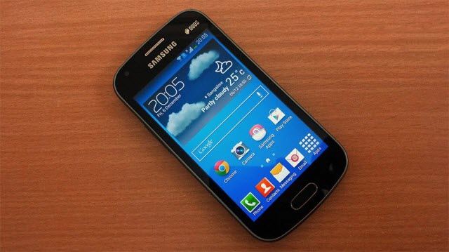 Root Samsung Galaxy S Duos 2