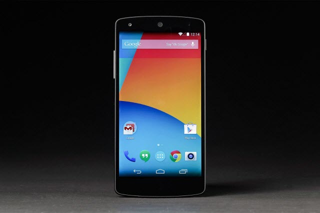 Best Unlocked Android Phones - Google Nexus 5