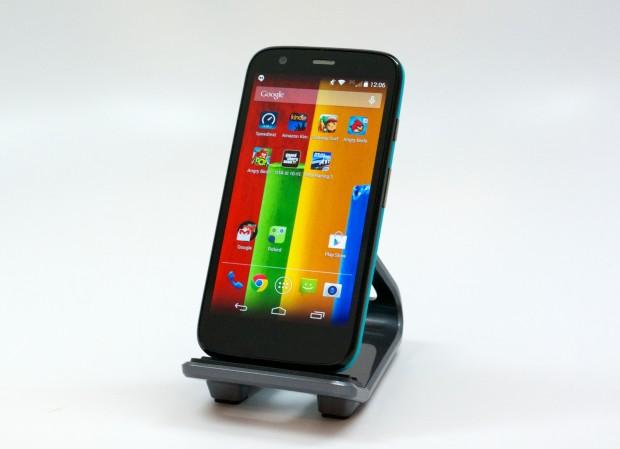 Install Andro X ROM On Moto G 2014