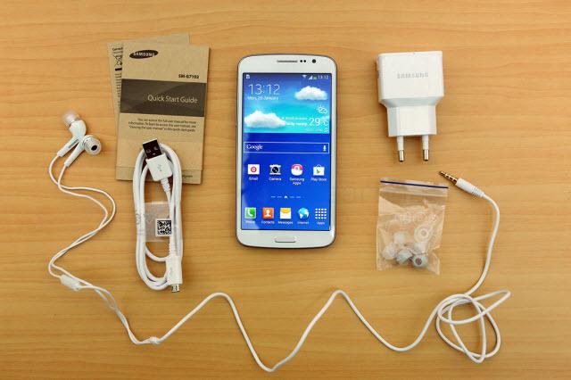 Install Vandroid ROM On Samsung Galaxy Grand 2