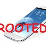 Root Samsung Galaxy S3 (SGH-I747)
