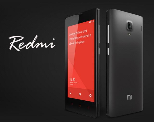 Root Xiaomi Redmi 1S