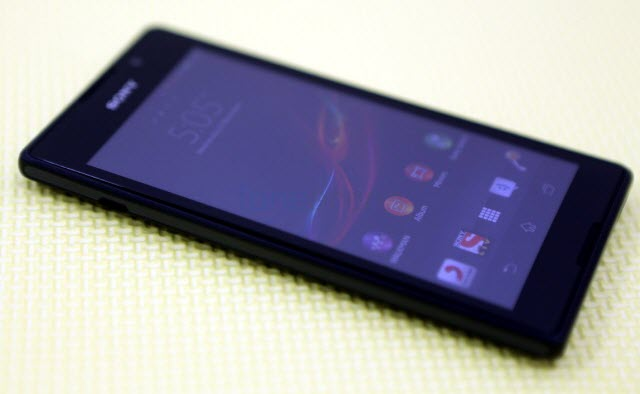 Install Dark Xperia Z2 ROM On Xperia C