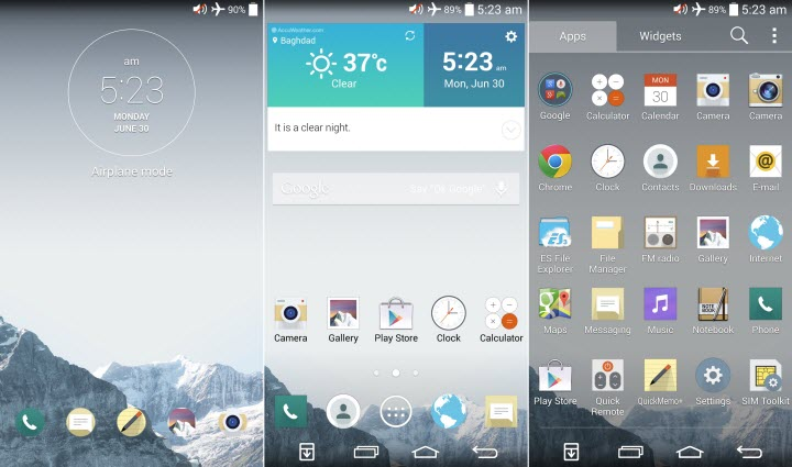 Install Optimus G3 ROM On LG G2 All Variants