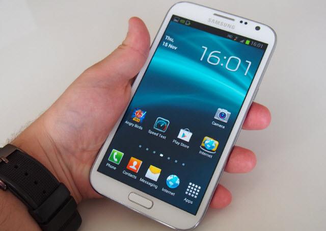 Install SlimWiz Color ROM On Samsung Galaxy Note 2