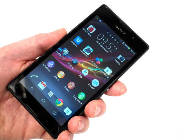 Unroot Sony Xperia C Smartphone