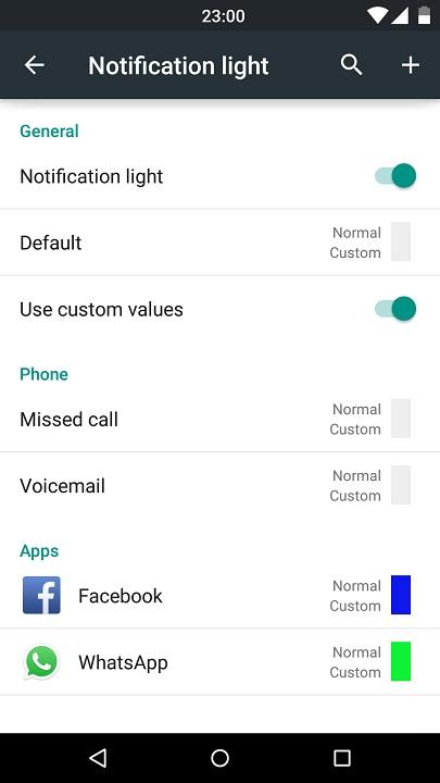 Android Lollipop 5.0 Moto G 2013