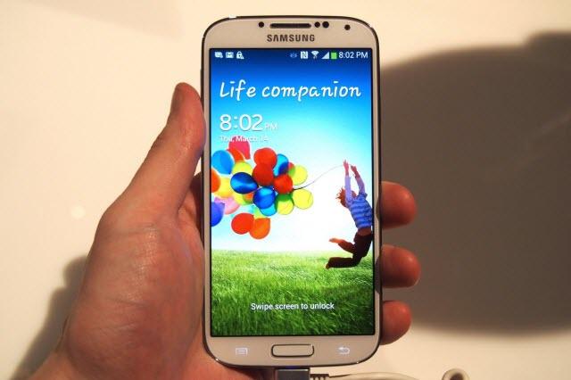 Flash Stock ROM On Samsung Galaxy S4