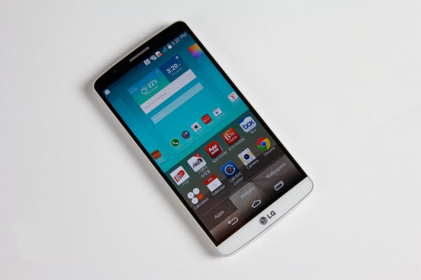 LG G3 - Best Android Phones In USA