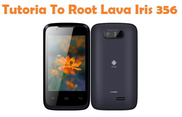 Root Lava Iris 356 Without Computer