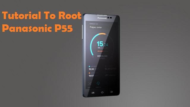 Root Panasonic P55