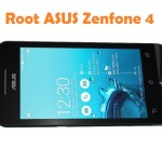 How To Root ASUS Zenfone 4 Android Device