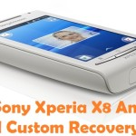 How To Root Sony Xperia X8 And Install Custom Recovery