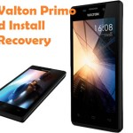 How To Root Walton Primo G3 And Install CWM Recovery