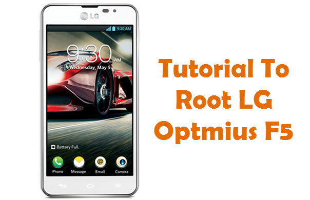 Root LG Optimus F5 Without Computer