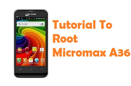 Root Micromax Bolt A36