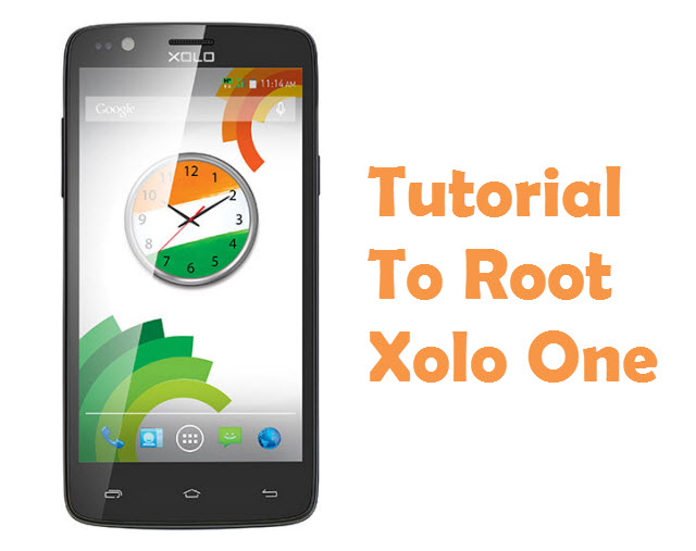 Root Xolo One Android Smartphone