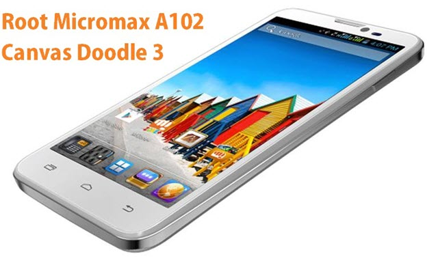 Root Micromax A102 Canvas Doodle 3