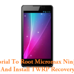 How To Root Micromax Ninja A91 And Install TWRP Recovery