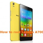 How to root Lenovo A7000