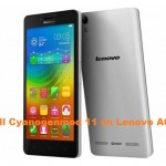 How to install Cyanogenmod 11 on Lenovo A6000