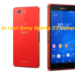 How to root Sony Xperia Z3 compact