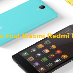 How to root Xiaomi Redmi Note 2