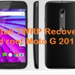How to install TWRP Recovery and root Moto G (3rd gen)