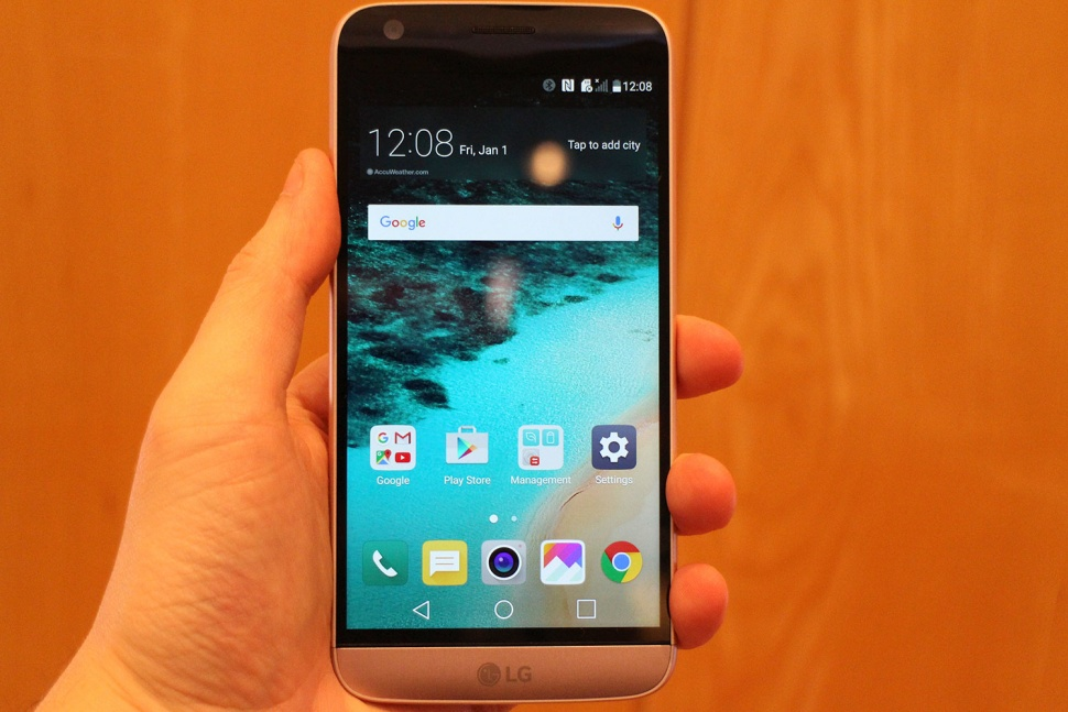how to root lg g5