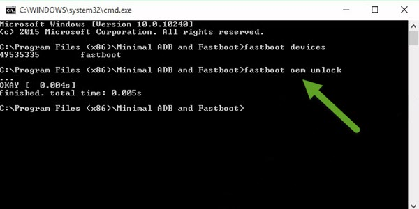 Minimal-ADB-And-Fastboot-Command-fastboot-oem-unlock
