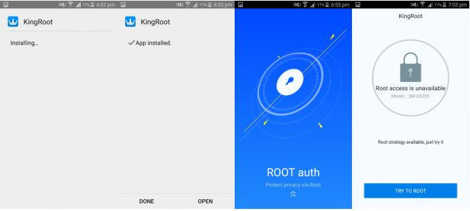 How to Root Blackberry Priv – KingRoot Guide